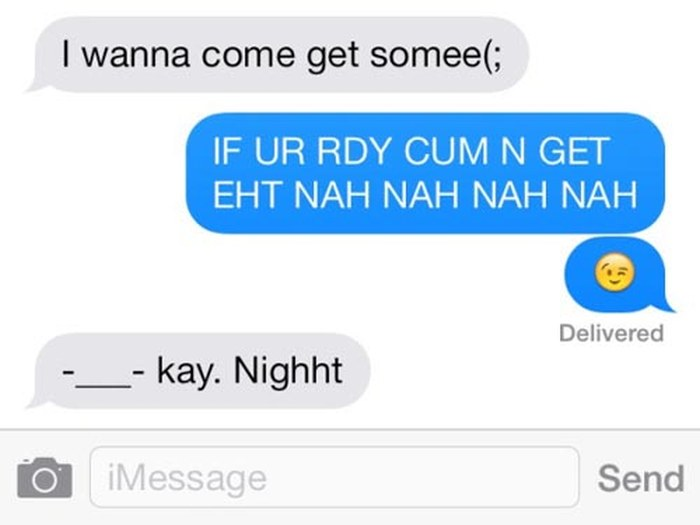 People Who Totally Know How To Kill The Mood When Sexting (23 pics)