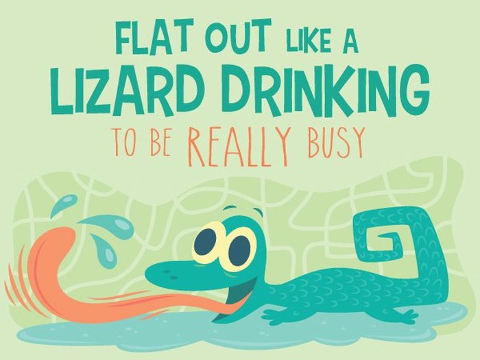 These Pictures Explain What Australian Idioms Mean (7 pics)