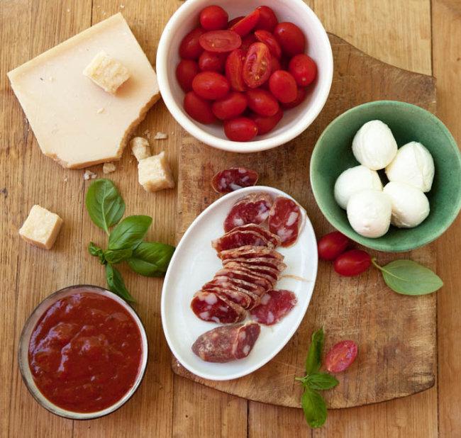 How To Make Aubergine Pizza (9 pics)
