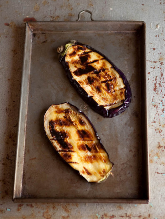 How To Make Aubergine Pizza (9 pics)