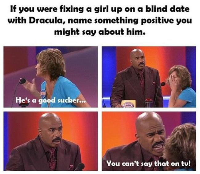 This Is Why People Love Family Feud (6 pics)