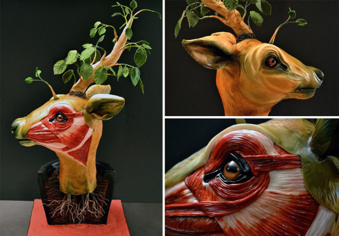 This Realistic Cake Art By Annabel de Vetten Is Creepy And Awesome (16 pics)