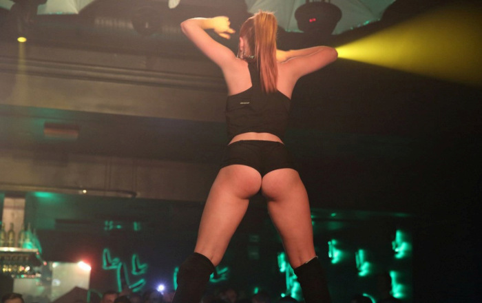 Latvia Held A Twerking Competition And It Was Red Hot (25 pics)
