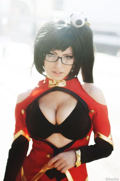 These Hot Cosplay Girls Bring Your Fantasy To Life (49 pics)