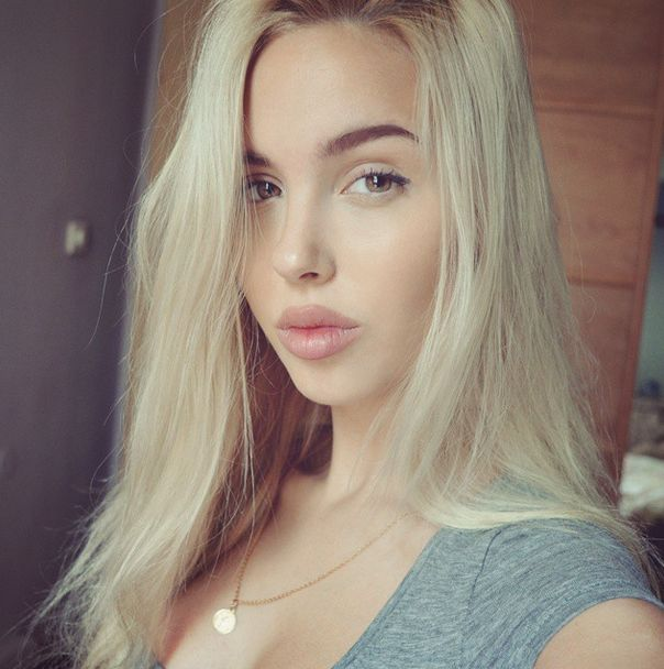 Maria Domark Is An Unforgettable Blonde Babe (38 pics)