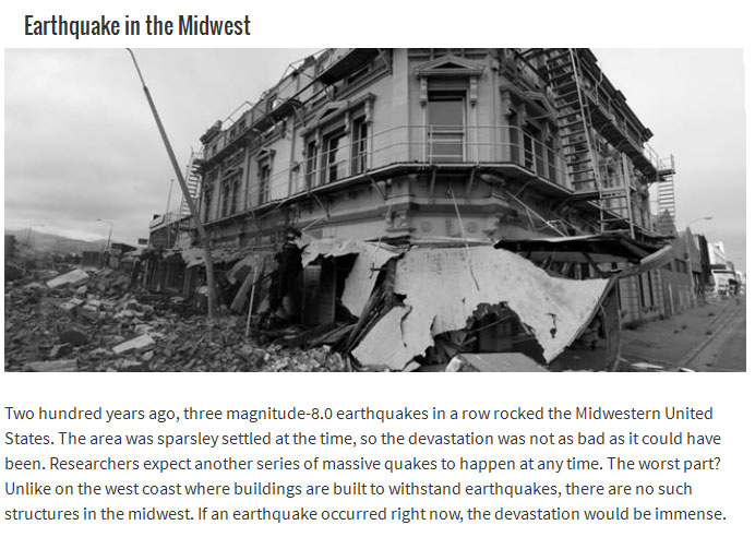 10 Natural Disasters That Could Happen At Any Second (10 pics)