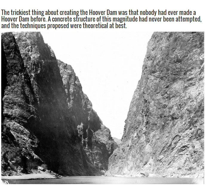 The Dark Side Of The Hoover Dam (5 pics)
