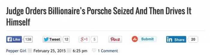 Ridiculous News Stories That Should Be Fake But Aren't (13 pics)