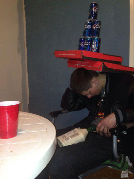 Epic Alcohol Moments (42 pics)