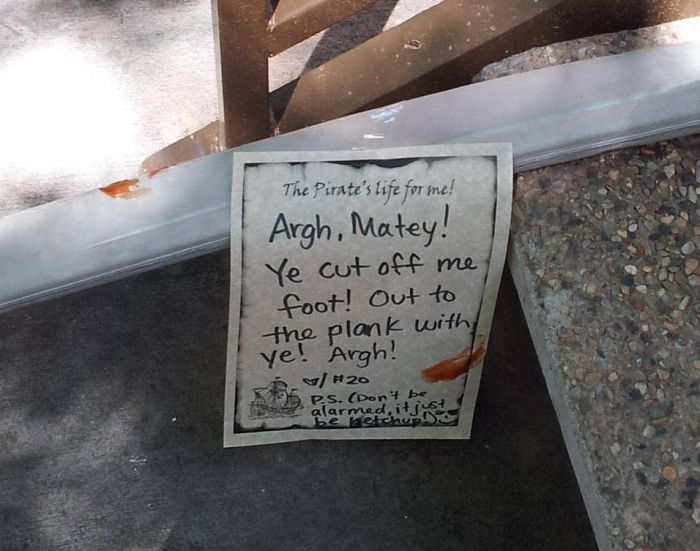 Notes That Will Make You Wish You Had These Awesome Neighbors (12 pics)