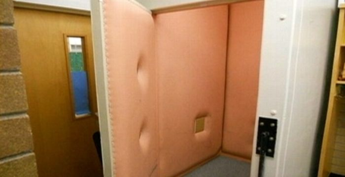 These Schools Are Putting Kids In Padded Rooms (7 pics)