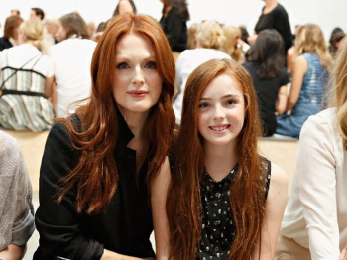 Celebrity Children And Their Famous Parents (21 pics)
