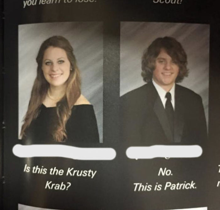 The Best Yearbook Quotes And Photos Of All Time (35 pics)