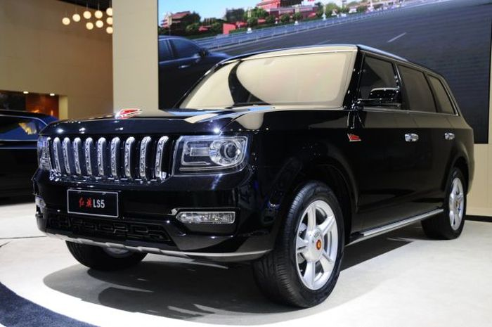 All The Coolest New Cars From The Shanghai Auto Show (29 pics)