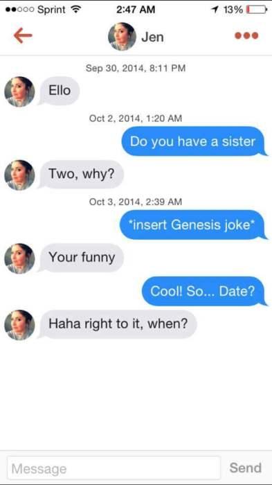 Jake Takes Tinder Trolling To The Next Level (23 pics)