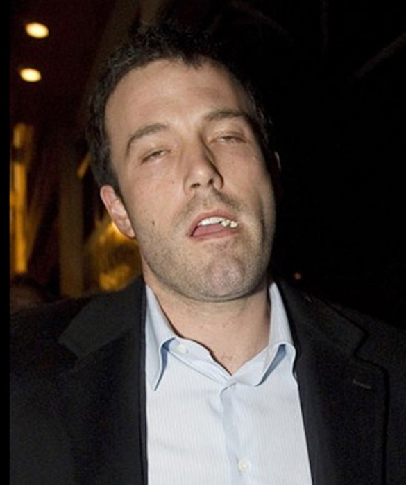 Celebrities Show Off Their Best Drunk Faces (22 pics)