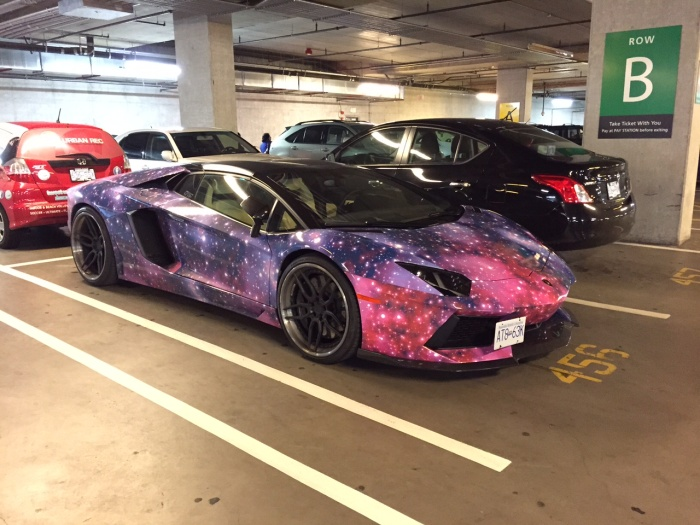 This Lamborghini Is Out Of This World (4 pics)