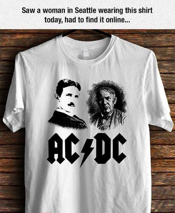 12 T-Shirts That Tell It Like It Is (12 pics)