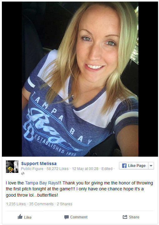 The Story of Melissa Dohme (14 pics)