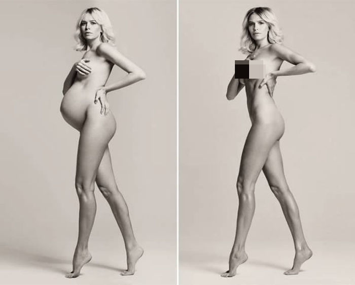 Hot Post-Pregnancy Bodies That Caused An Uproar (7 pics)