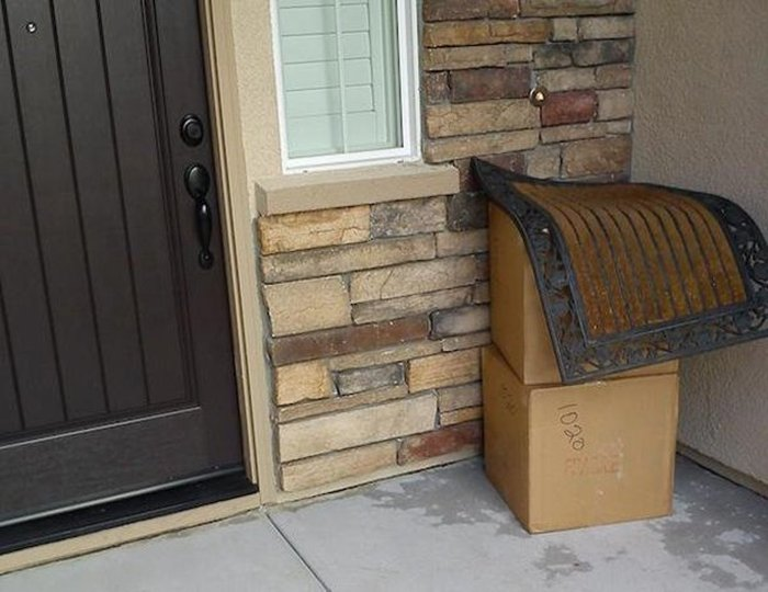 It Doesn't Matter If You Use UPS Or FedEx Your Package Is Doomed (15 pics)
