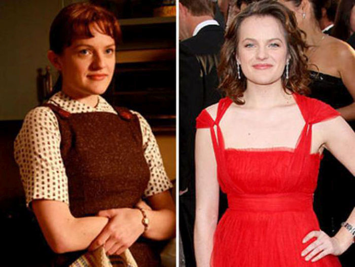 Beautiful Actresses That Transformed Themselves For Film Roles (17 pics)