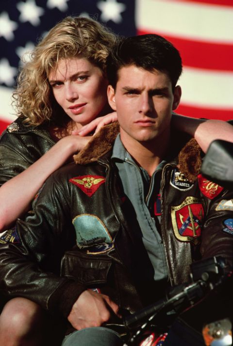 The Cast Of Top Gun Back In The Day And Today (12 pics)