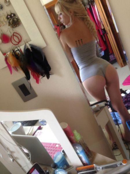 These Girls All Have Great Butts And They Know It (48 pics)