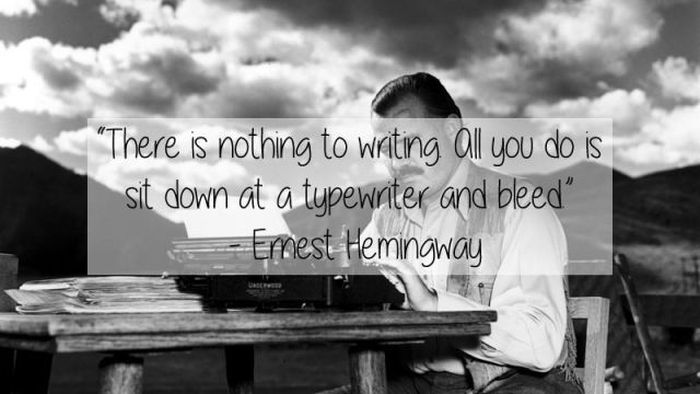 Wise Words From History's Greatest Writers (23 pics)