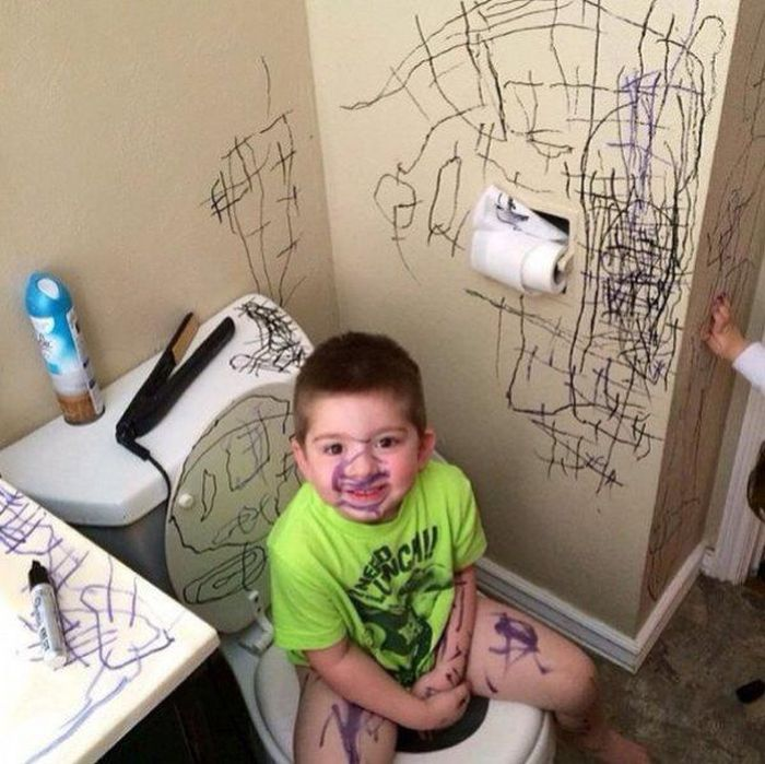 Kids Are Just On A Whole Different Level (50 pics)
