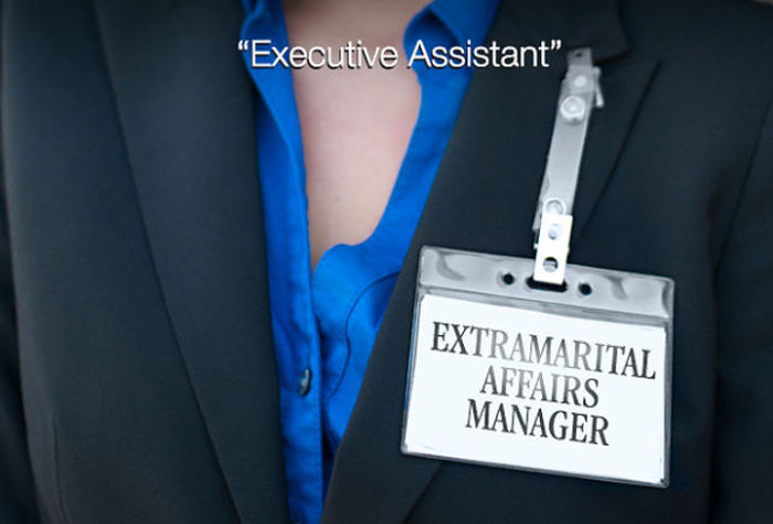 Fancy Job Titles And What They Really Mean (20 pics)