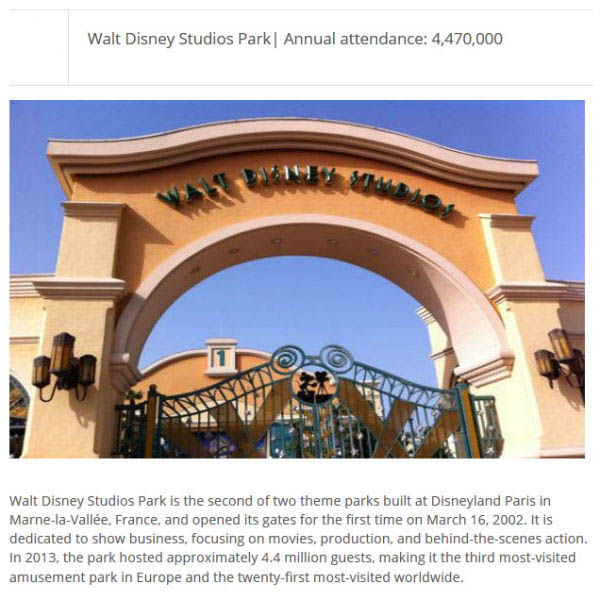 These Are The Most Popular Theme Parks In The World (25 pics)