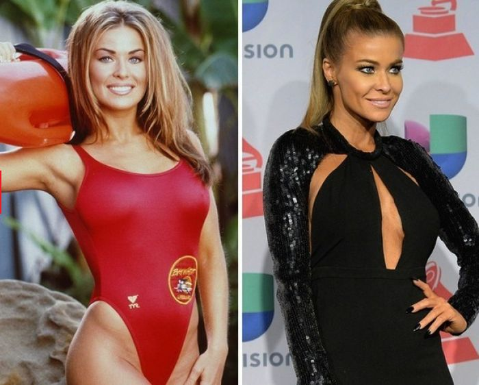What The Cast Of Baywatch Looks Like 25 Years Later (14 pics)
