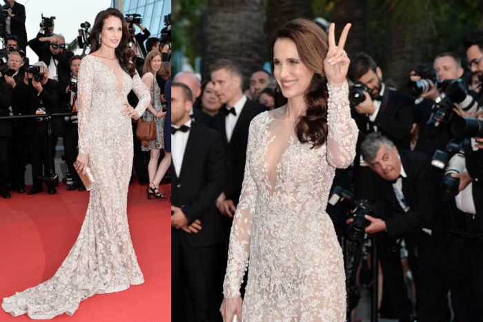 The Sexiest Starlets From The Cannes 2015 Red Carpet (11 pics)