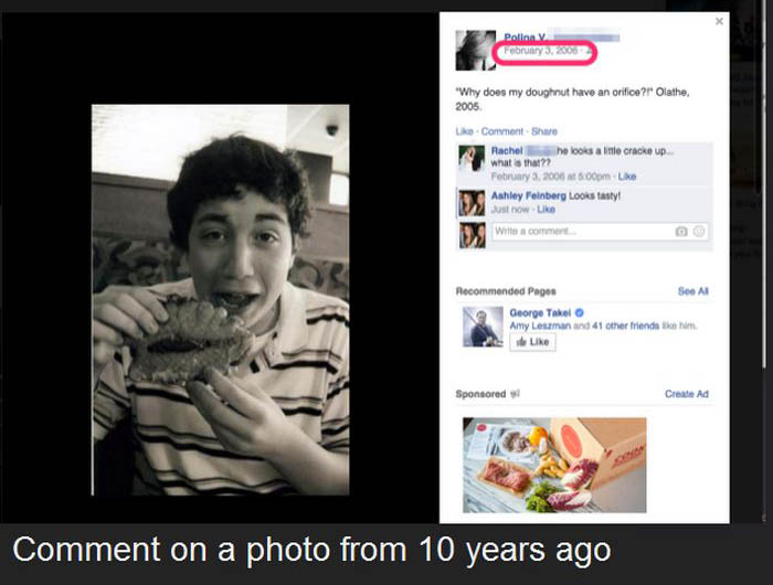 9 Things You Can Do To Become The Creepiest Person On Facebook (10 pics)