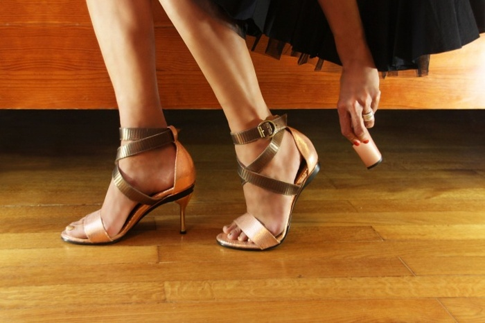 Tanya Heath Has Come Up With A Genius High Heel Design For Women (6 pics)