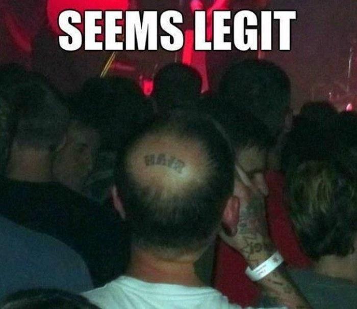 Epic Tattoo Fails That Will Make You Cringe (27 pics)