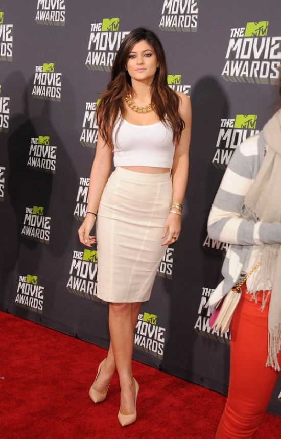 See How Much Kylie Jenner Has Changed Over The Years (9 pics)
