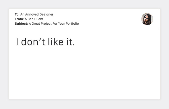 Annoying Client E-Mails That Designers Have To Put Up With (11 pics)