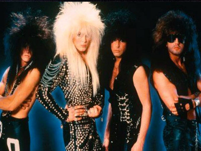 Glam Photos of the 80s (25 pics)