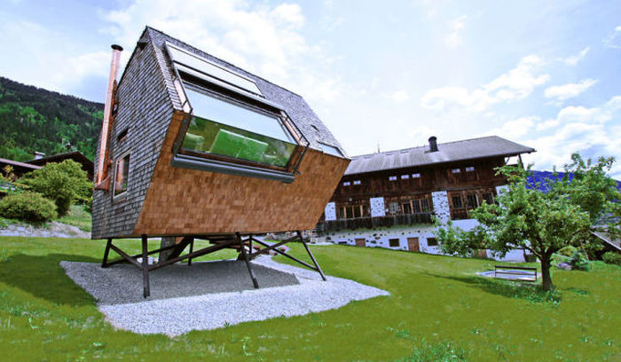 Compact Homes That Prove You Don't Need A Lot Of Space To Live Comfortably (38 pics)