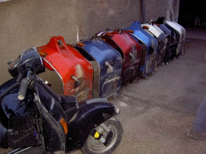 Old Vehicles Get Turned Into New Furniture (27 pics)