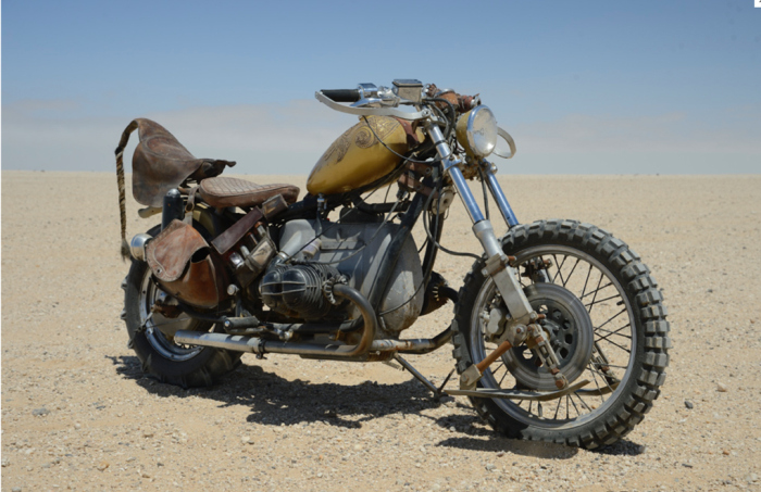 A Closer Look At The Motorcycles From Mad Max: Fury Road (15 pics)