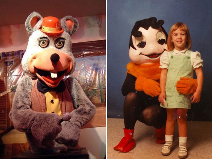 These Horrible Mascots Are The Worst (18 pics)