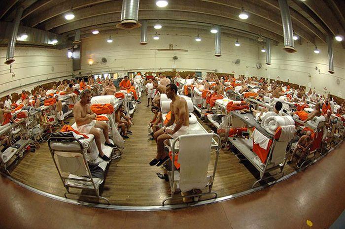 How Private Prisons Create Revenue (2 pics)