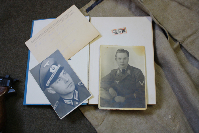 Man Discovers The Surprising Truth About His Dead WW2 Vet Friend (22 pics)