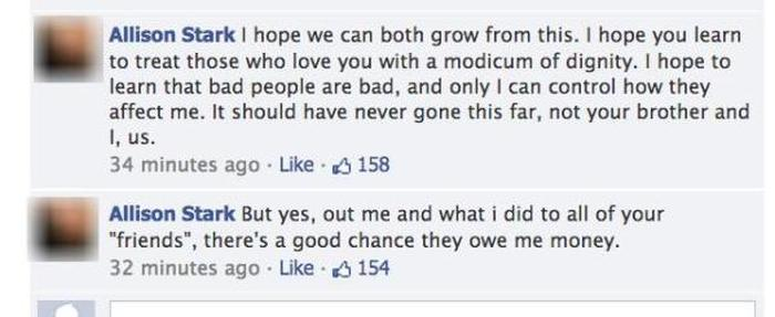 Man's Post About Cheating Girlfriend Shows There's Two Sides To Every Story (4 pics)