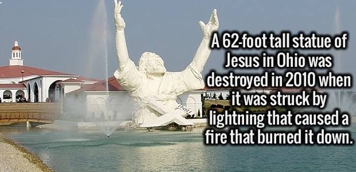 Learn Something New Today With These Fun Facts (20 pics)