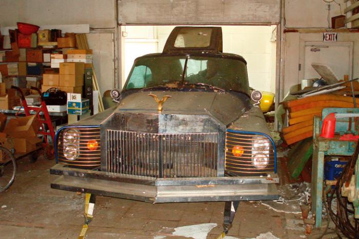 1967 Mohs Ostentatienne Opera Sedan Looks Amazing When It's Restored (19 pics)