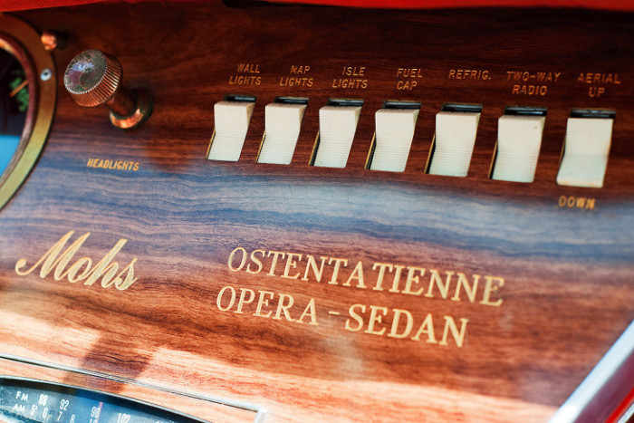 1967 Mohs Ostentatienne Opera Sedan Looks Amazing When It's Restored (19 pics)